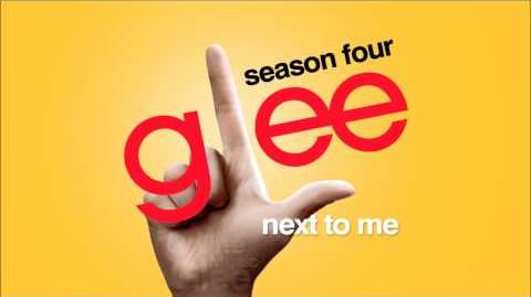 Next To Me - Glee HD Full Studio