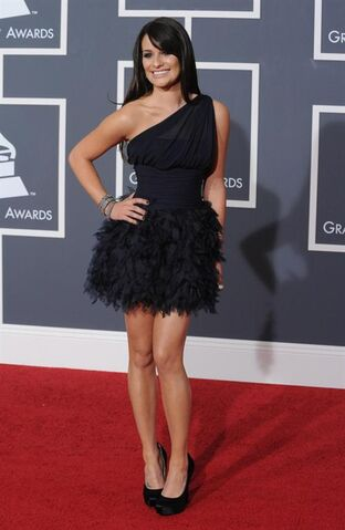 File:Lea Michele arrives b6fc.JPG