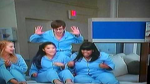 Glee Cast-Jump! Video