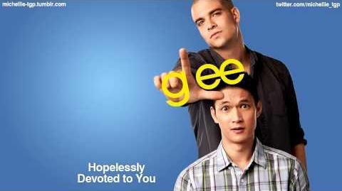 Hopelessly Devoted To You (Glee Cast Version) HQ Full Studio