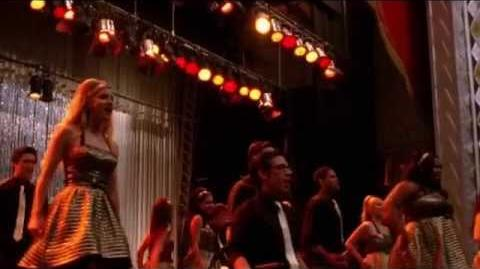 GLEE- Don't Stop Believin' (Regionals Version) (Full Performance) (Official Music Video) HD