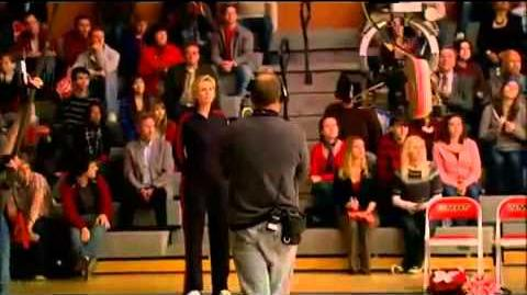 """GLEE Season 1 Episode """"The Power Of Madonna"""" EPK B-ROLL Behind The Scenes"""