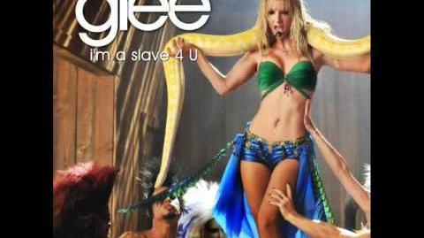 Glee - I'm A Slave 4 U (Acapella)