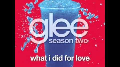 Glee - What I Did For Love (Acapella)