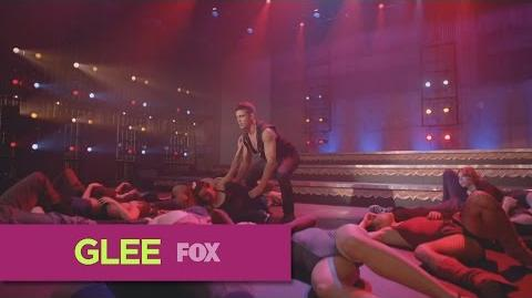 "GLEE Full Performance of ""Far From Over"" from ""The Rise and Fall of Sue Sylvester"""