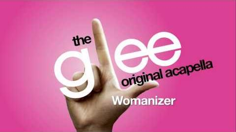 Glee - Womanizer - Acapella Version
