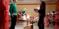 Blaine-Sam Relationship