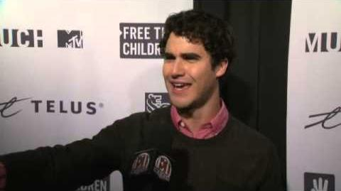 Darren Criss - We Day (ETC)