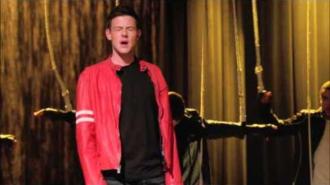 "Full Performance of ""Bye Bye Bye"" ""I Want It That Way"" from ""Feud"" GLEE"