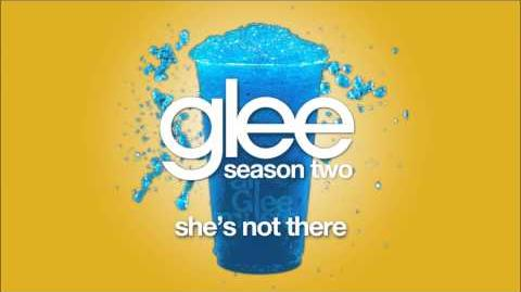 She's Not There Glee