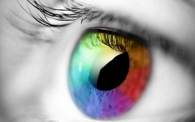 File:Colorful Eye rainbow eye.jpg