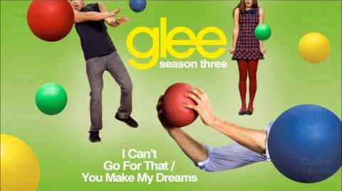 I can't go for that You make my dreams - Glee HD Full Studio