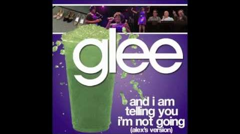 Alex Newell - And I Am Telling You I'm Not Going (The Glee Project)