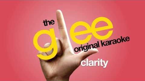 Glee - Clarity - Acapella Version