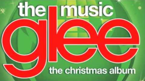 Glee - God Rest Ye Merry Gentlemen ~ with Lyrics