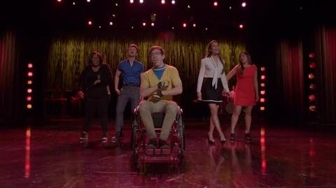 GLEE- Don't Stop Believin' (Season 5) (Full Performance) (Official Music Video) HD