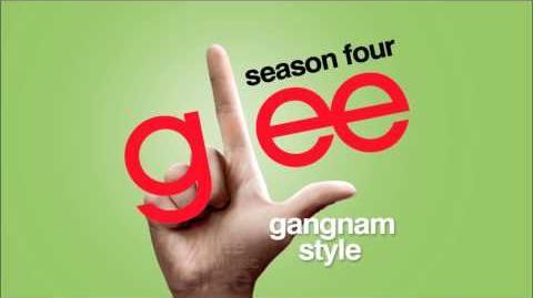 Gangnam Style - Glee HD Full Studio