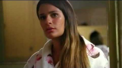 Glee - Dean Geyer Shower Scene (Brody Weston)