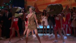 Brittany Cherrios Dinosaur