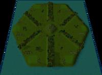 Hexagon Map
