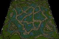 Evercamp Map