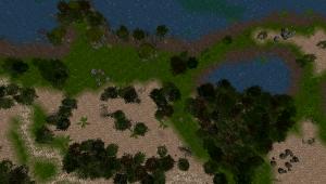 Meadow tileset