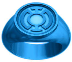 Blue lantern ring by kalel7-d5hsqzu