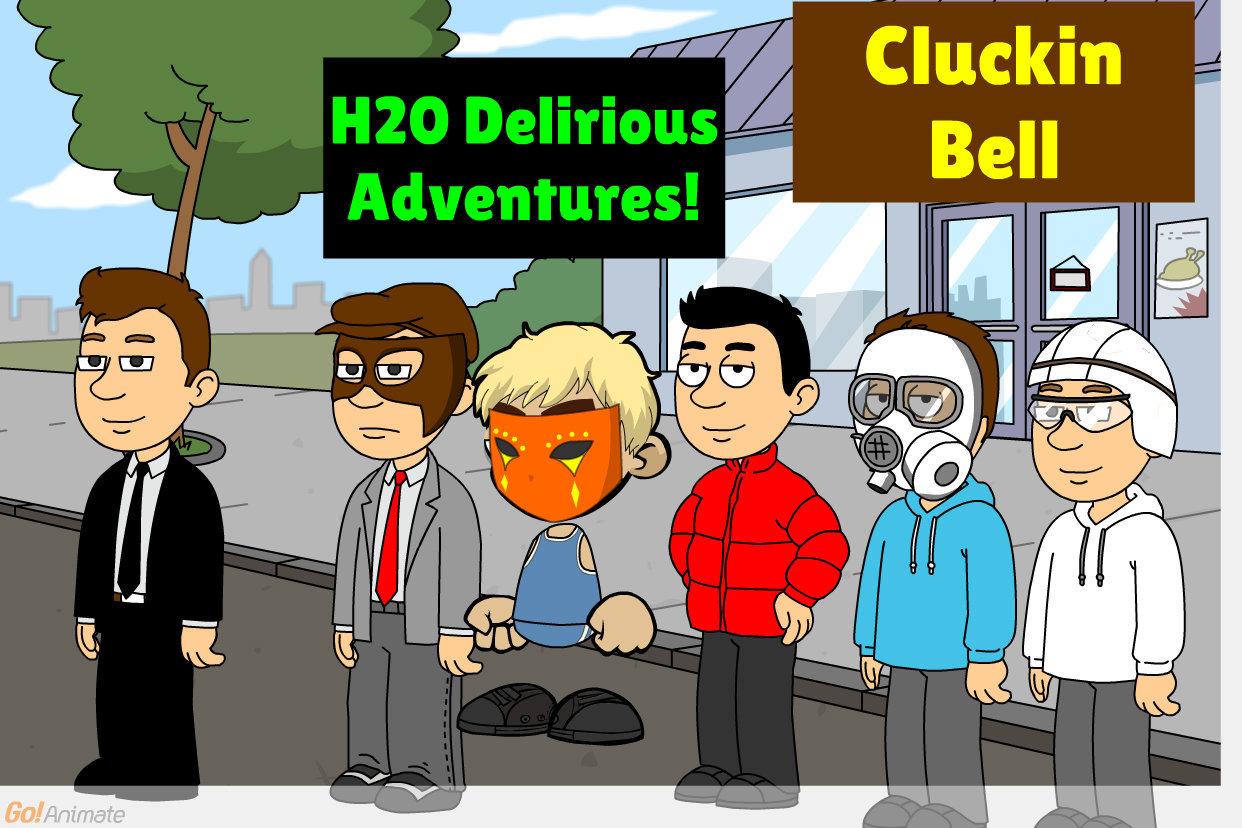CodPlayeRussia's H20 Delirious and friends adventures ... Lui Calibre Gta 5