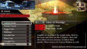 R2 Glow of Prestige