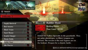 R3 Rabbit Hunt