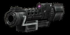 Blast-gun