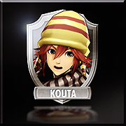Kouta - God Eater Resurrection Emblem