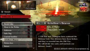 R3 Rebellion's Beacon