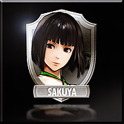 Sakuya - God Eater Resurrection Emblem