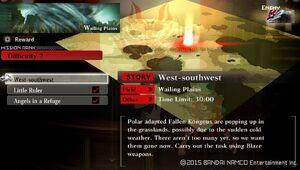 R7 West-South West