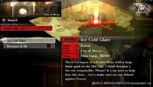 R10 Ice-Cold Glare