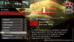R6 Cephalotus