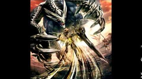 God Eater 2 Rage Burst OST - Back Down -Try & Terror-