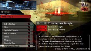 R4 Treacherous Temple