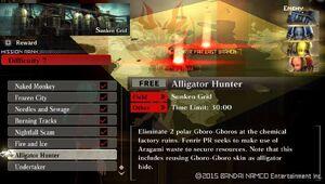R7 Alligator Hunter