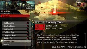 R9 Runaway Tank