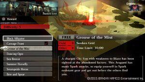 R5 Grouse of the Mist