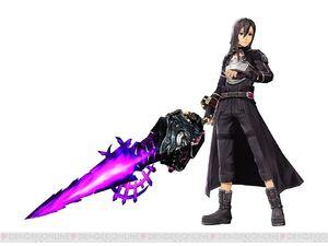 Kirito DLC Costume (Male Protagonist)