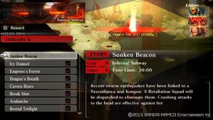 R6 Sunken Beacon