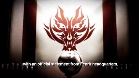 Gods Eater Burst - PSP - Teaser EU