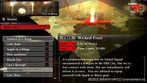 R7 Wicked Fruit