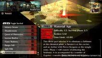 UR12 Material Age