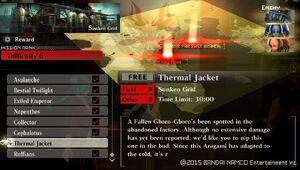 R6 Thermal Jacket