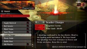 R3 Scarlet Charger