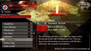 R7 Sunken Arrow